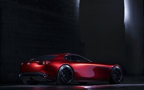 Mazda, concept cars, Mazda RX, 8, rotary engines, rx