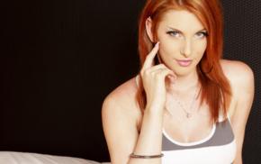 Rainia Belle, Lilith Lust, redhead, pornstar