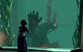 Elizabeth BioShock, BioShock Infinite, BioShock