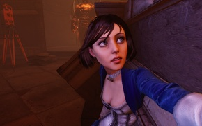 Elizabeth BioShock, video games, BioShock, BioShock Infinite