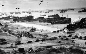 World War II, Omaha Beach, D, Day, military