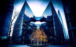 modern, architecture, London