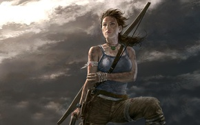 video games, Tomb Raider, artwork, Lara Croft
