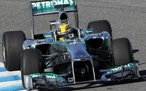 Formula 1, Lewis Hamilton, car