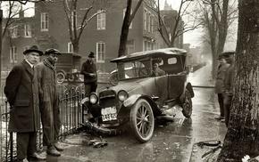 crash, vehicle, car