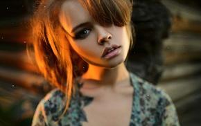 Anastasia Scheglova, face, portrait, model
