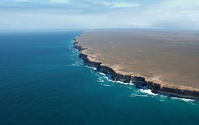 landscape, sea, south australia, Australia