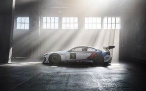 BMW M6 GT3, car, BMW, vehicle