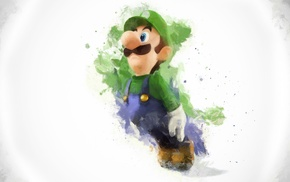 Super Smash Brothers, Luigi