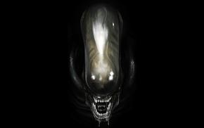 aliens, artwork, Xenomorph