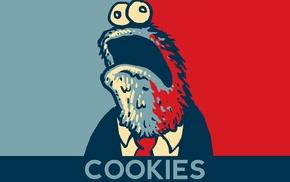 Cookie Monster, cookies