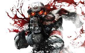 gun, soldier, Killzone 3