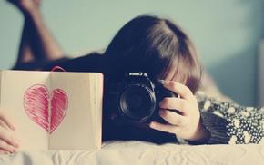 photography, photographers, girl, camera, Canon