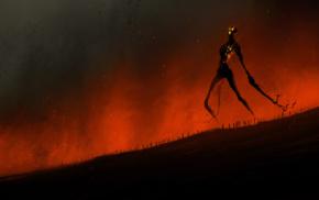 Christopher Balaskas, fantasy art