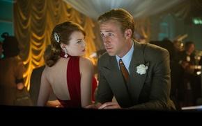 Ryan Gosling, Gangster Squad, Emma Stone, movies