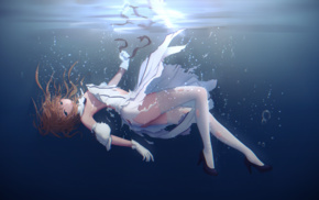 Fate Series, Saber Lily, anime girls
