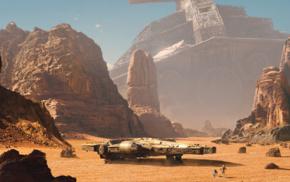 R2, D2, Star Wars, C, 3PO, Star Wars Episode VII