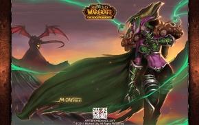 Deathwing, Warcraft, World of Warcraft, World of Warcraft Cataclysm