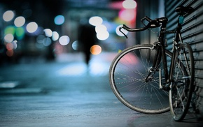 bicycle, urban