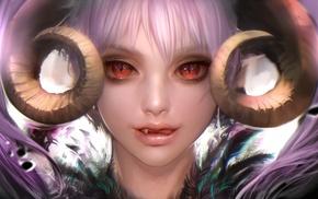 demon, fantasy art