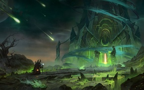 fantasy art, World of Warcraft
