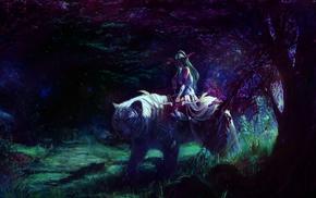fantasy art, World of Warcraft, Tyrande