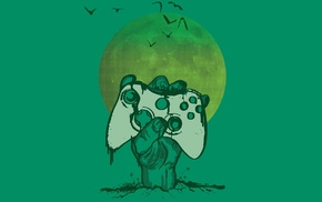 Xbox, controllers