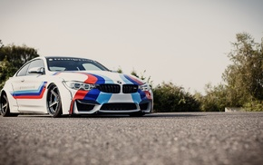 BMW M4, BMW, car, LB Performance, Liberty Walk