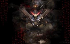 Blizzard Entertainment, Reaper Overwatch, video games, Overwatch