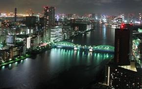Tokyo, cityscape