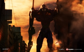 EVA Unit 01, Neon Genesis Evangelion