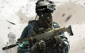 soldier, Ghost Recon