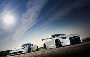 LB Performance, Nissan GTR, Ferrari 458 Italia, Ferrari, Super Car