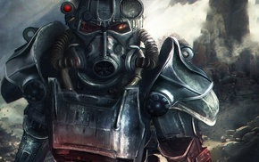 apocalyptic, Brotherhood of Steel, Fallout 4, nuclear, Bethesda Softworks, video games