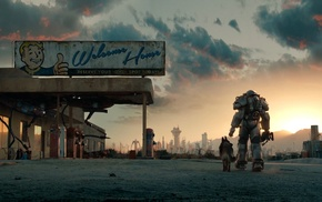 nuclear, apocalyptic, Brotherhood of Steel, Bethesda Softworks, Fallout, Fallout 4