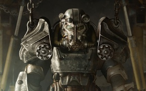 Brotherhood of Steel, video games, Fallout, Fallout 4, Bethesda Softworks, apocalyptic