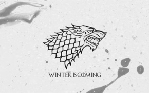 House Stark, blood, Winter Is Coming, A Song of Ice and Fire, Jon Snow, Game of Thrones