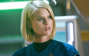 Alice Eve, blonde, actress, Star Trek Into Darkness, Star Trek, girl