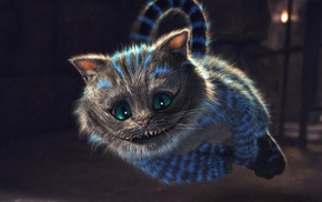 cat, Cheshire Cat, Alice in Wonderland