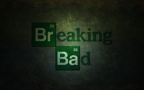 typography, TV, Breaking Bad