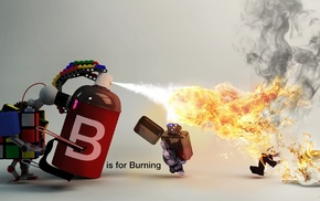 zippo, fire, burning, spray
