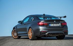 race tracks, BMW M4 GTS, car