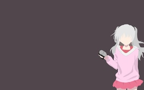 Tomori Nao, Charlotte anime, anime, vectors
