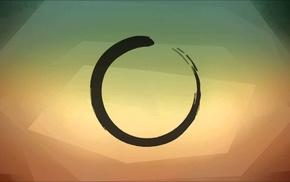 circle, ens, zen