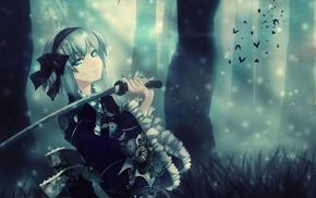 anime girls, Konpaku Youmu, Touhou