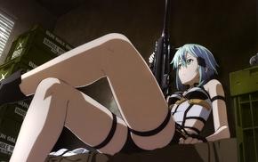 Gun Gale Online, Sword Art Online, Asada Shino
