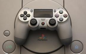 video games, consoles, DualShock, PlayStation, DualShock 4, PlayStation 4