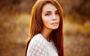brown eyes, girl, brunette