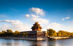 photography, architecture, 21 x 9, ultrawide, China