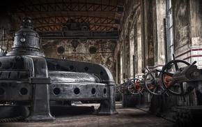 machine, factories
